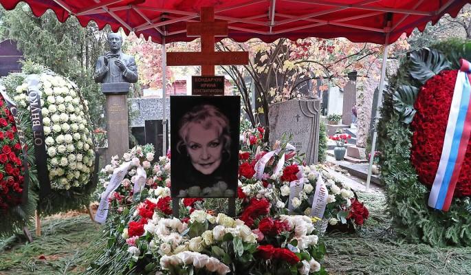 Бондарчук после похорон Скобцевой развлекается на всю катушку