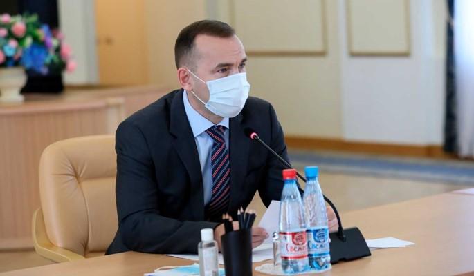 Губернатор Курганской области обсудил с военными медиками борьбу с COVID-19
