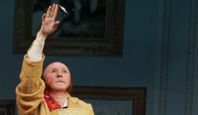 Похоронившая актера Числова престарелая мать пропала без вести