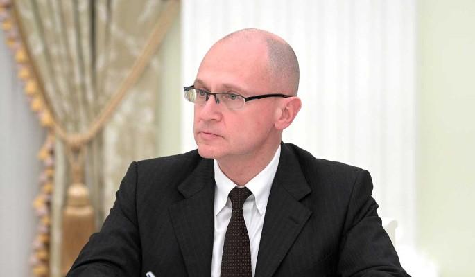 Кириенко поблагодарил общественников за помощь в период пандемии