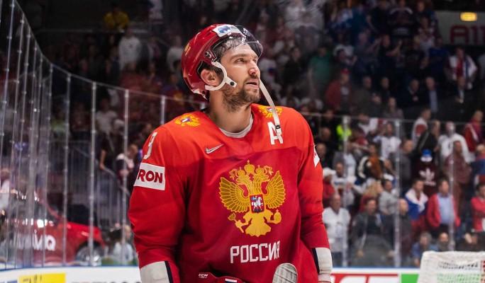 Раскрыта причина расставания хоккеиста Овечкина с возлюбленной
