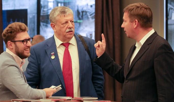 Наследник Михаила Борисова исполнил мечту покойного отца