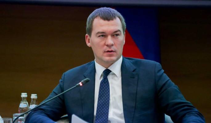 Дегтярев рассказал о ситуации с коронавирусом в Хабаровском крае