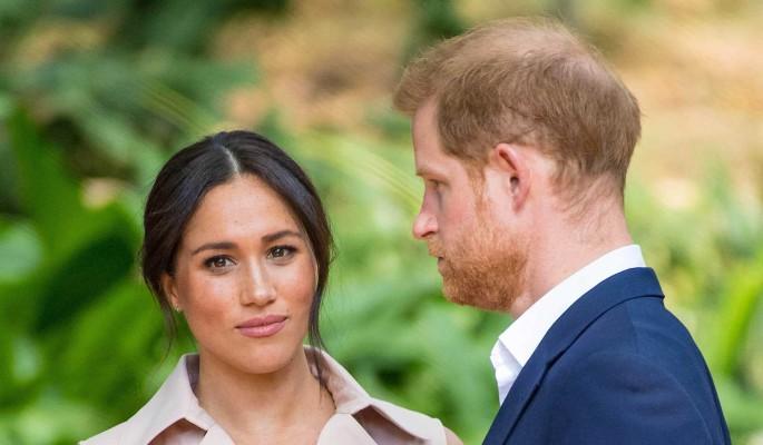 Это конец? После скандала с принцем Гарри Маркл сбежала в другую страну