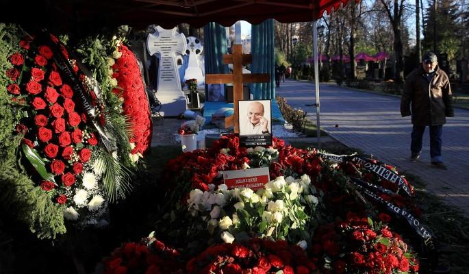 """""""Это уже перебор"""": на похоронах Жванецкого устроили абсурдное шоу с фейерверком"""