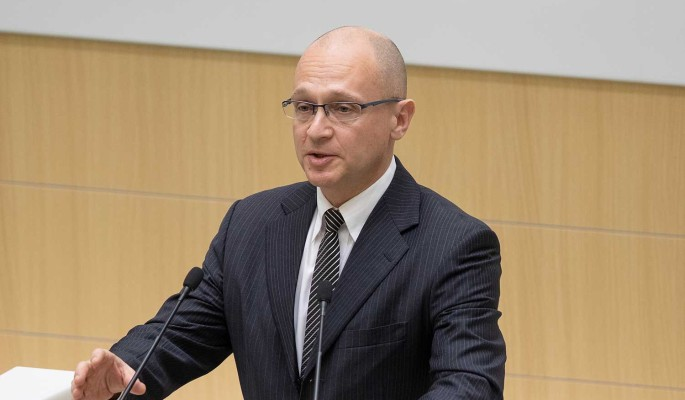 Кириенко и Чернышенко займутся развитием творческих индустрий