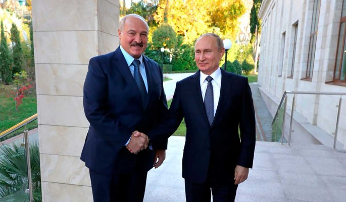 Эксперт об отношении Путина к Лукашенко: Роль сыграл страх