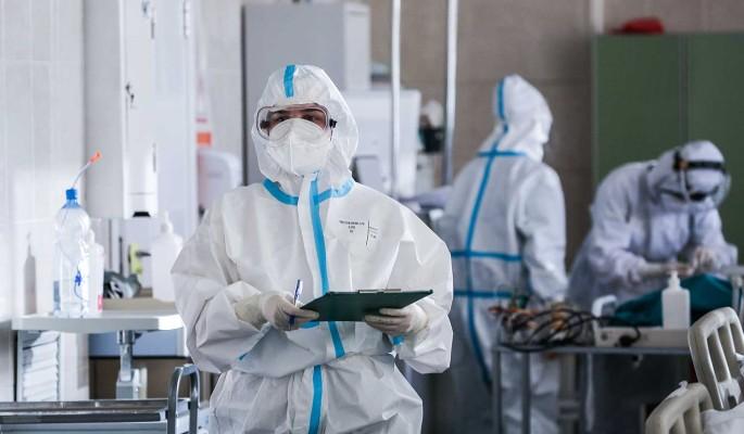 Суточный прирост зараженных коронавирусом в России вновь побил рекорд