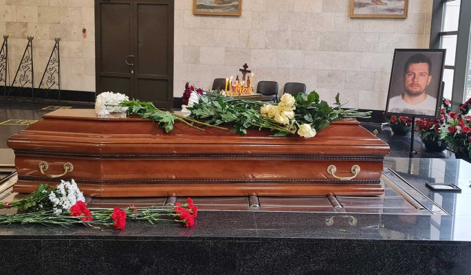 Сгорел до тла: что положили в гроб разбившегося Колтового