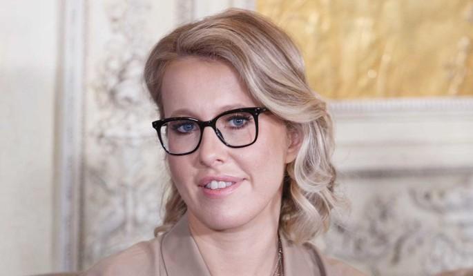 """""""Лошадка Анжела"""": Собчак удивила поклонников сменой имиджа"""