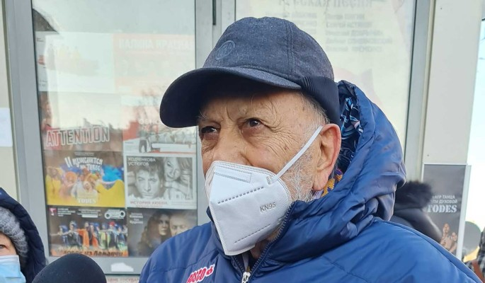 Возмущенный Киркоров плюнул в Цымбалюк-Романовскую на похоронах Джигарханяна