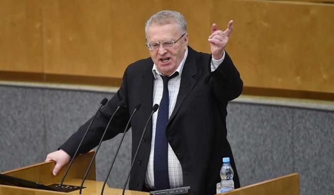 Жириновский о политике России в Молдавии: Сами привели к власти