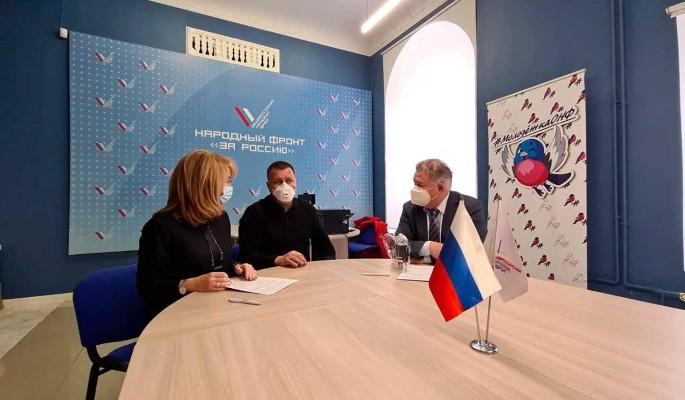 В ОНФ помогли больницам Иркутска с тестами на коронавирус