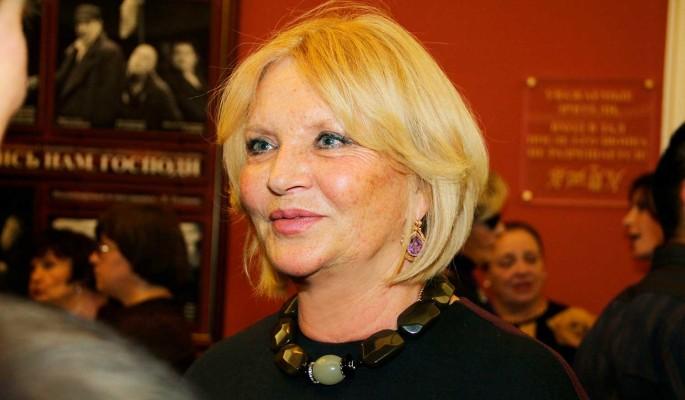 Вертинская едва не покончила с собой из-за романа Кончаловского