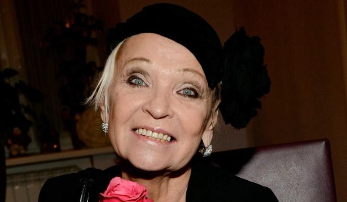 80-летняя Светлана Светличная экстренно госпитализирована с инсультом