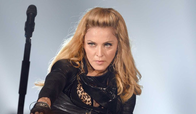 В США похоронили певицу Мадонну