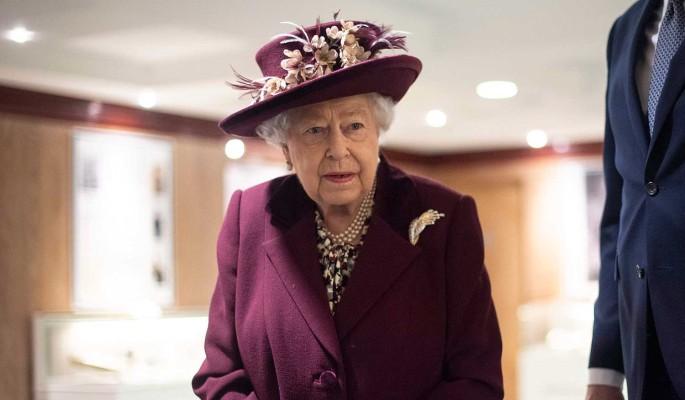 Объявлено об уходе Елизаветы II