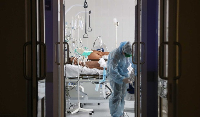 Названо условие ухода коронавируса из России