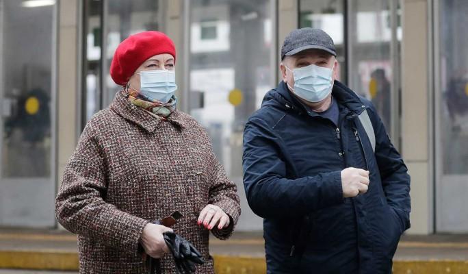 Коронавирус в России: за сутки выявили 26,4 тысячи новых случаев заражения