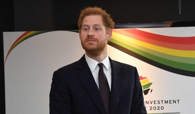 Сделано заявление о лишении принца Гарри всех титулов