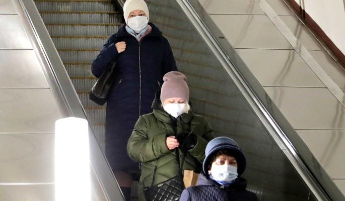 В России зафиксировано 25 345 новых случаев заражения коронавирусом