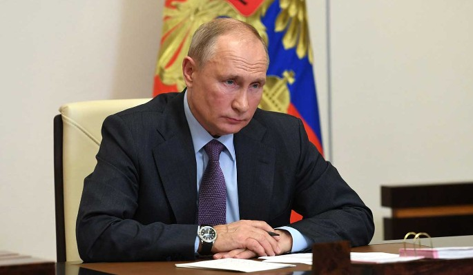 Путин поздравил победителей и участников с завершением VI Национального чемпионата