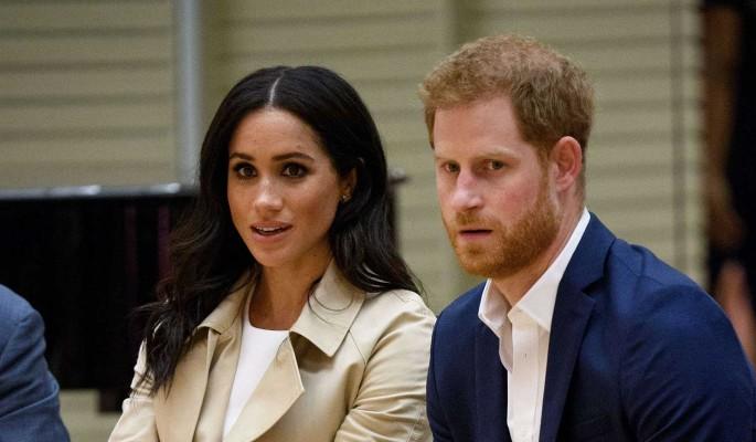 Сбежавшим в Америку Меган Маркл и принцу Гарри нашли замену