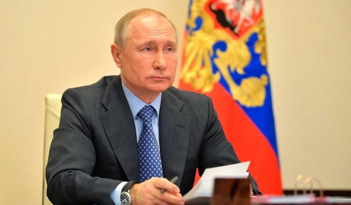 """""""При чем тут пандемия?"""": Путин удивился росту цен на продукты"""