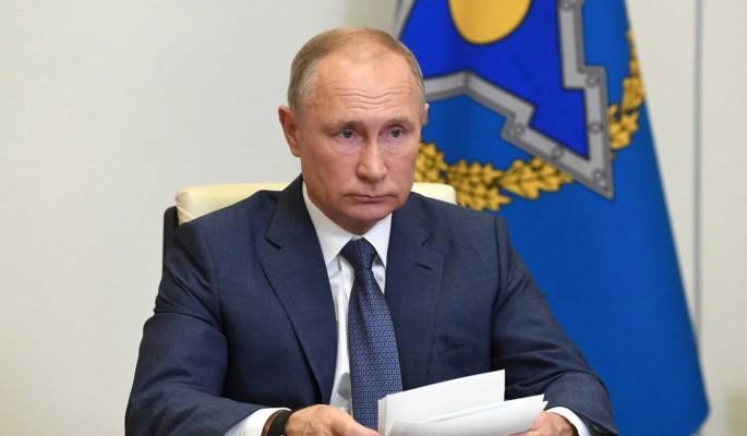 """""""Это было его личное решение"""": Песков о бункере и новогодних планах Путина"""