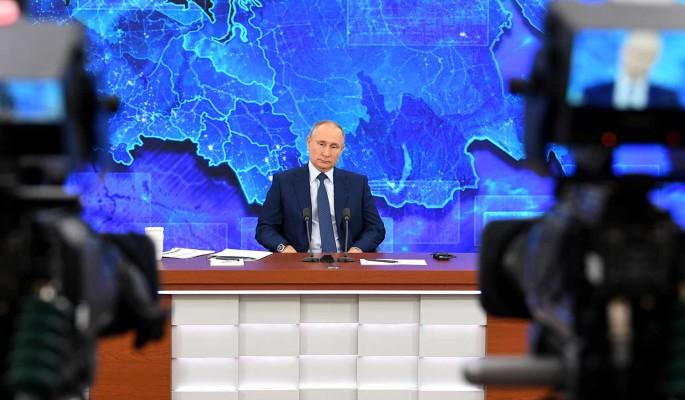 """""""Всю страну подключим"""": Путин сделал важное заявление об интернете в России"""