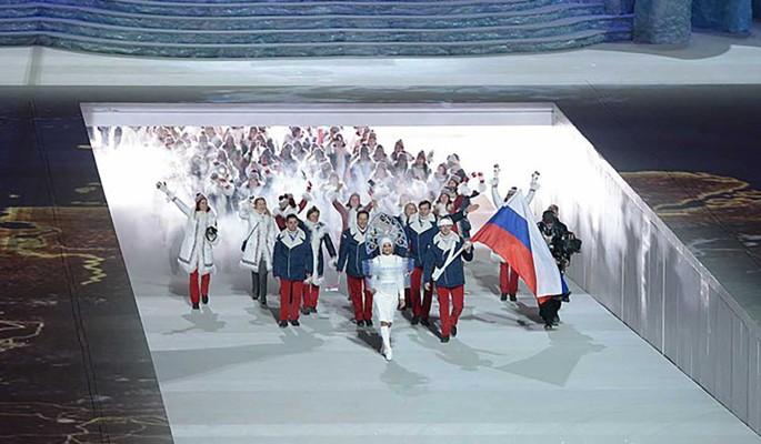 России запретили проводить чемпионаты мира и выступать под своим флагом на соревнованиях