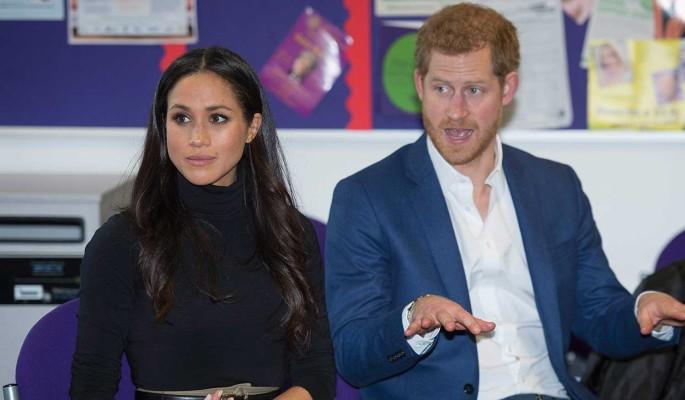 Меган Маркл и принц Гарри разгневали британцев, последние новости, 2020,  сегодня :: Шоу-бизнес :: Дни.ру