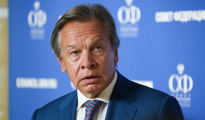 Пушков перечислил три условия для улучшения отношений России с Западом