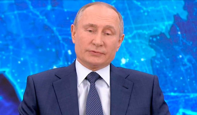 """Происхождение """"шрама"""" на шее у Путина объяснили"""