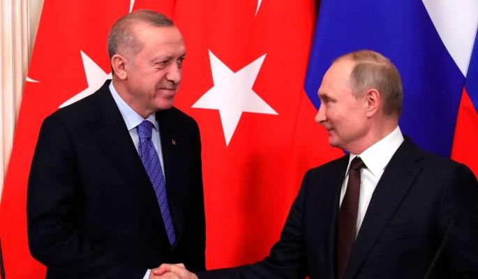 Эрдоган рассказал об отношениях с Путиным: Большая редкость