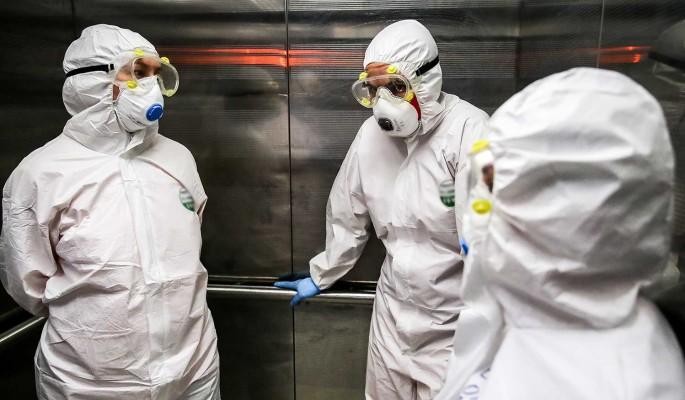 В России снова снизилось количество подтвержденных случаев коронавируса