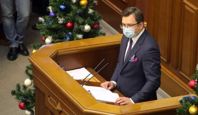Глава МИД Украины пообещал сделать тему Крыма