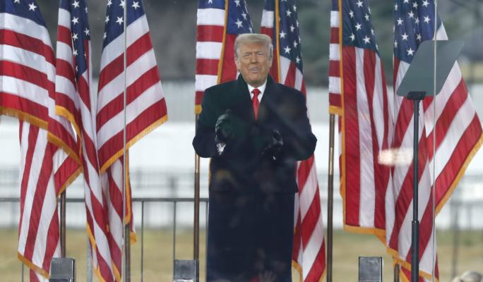Трамп объявил о готовности покинуть президентский пост 20 января