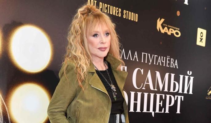 Пугачева вкатила дочери Успенской за матерщину