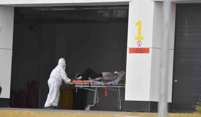 В России зафиксировали более 23 тысяч новых зараженных коронавирусом