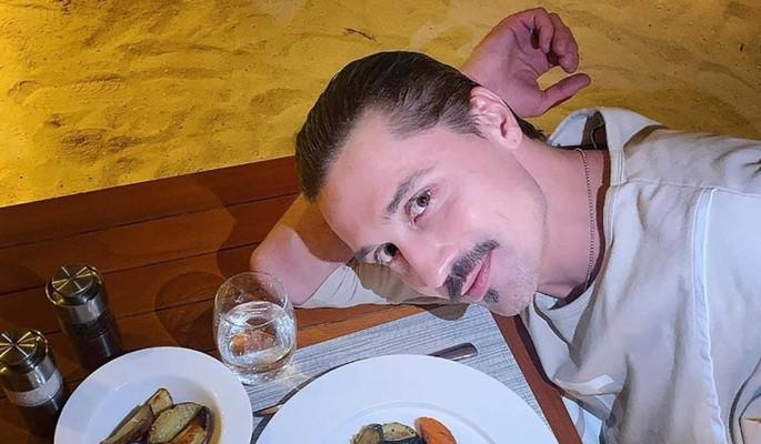 Дима Билан. Фото: instagram.com/bilanofficial