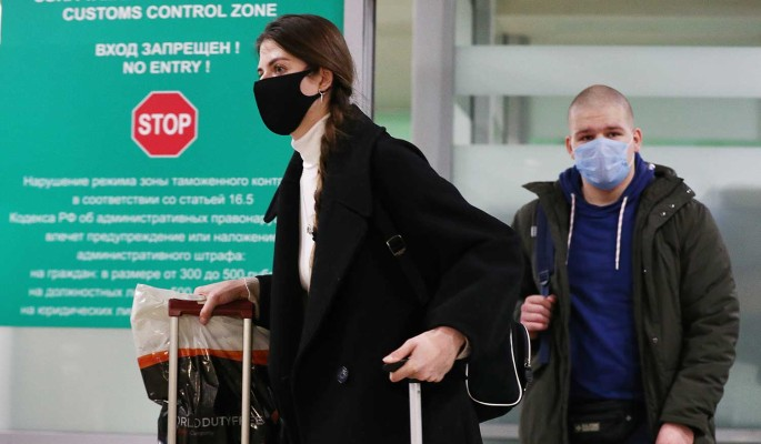 В Минздраве рассказали о распространении коронавируса в новогодние каникулы