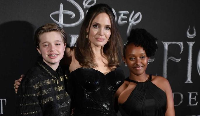 Почему дочь Джоли и Питта отказалась от смены пола