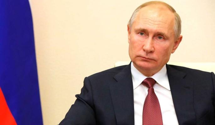 """Путин назвал российскую вакцину """"Спутник V"""" лучшей в мире"""