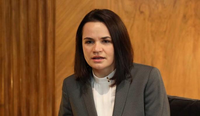 Людей преследуют и унижают: Тихановская попросила Литву ввести санкции против Белорусских предприятий