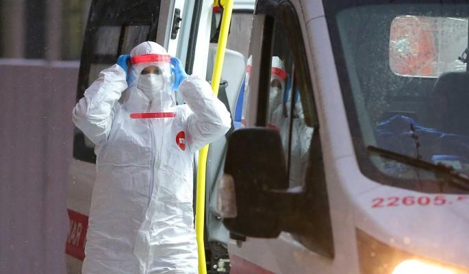 Коронавирус в России: за сутки выявили 24,7 тысячи новых случаев