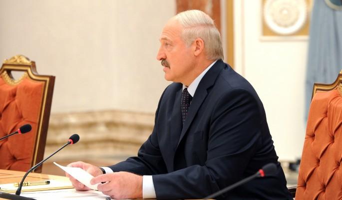 Лукашенко: В 2020 году Белоруссии фактически объявили войну