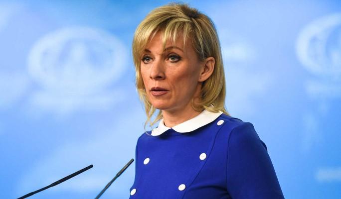Захарова жестко ответила на призывы из США освободить Навального