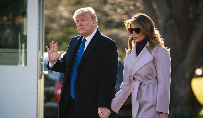 Возможность развода Дональда и Меланьи Трамп оценили: В их отношениях происходят изменения