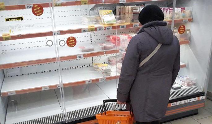 Стало известно о планах Минсельхоза заморозить цены на две категории продуктов